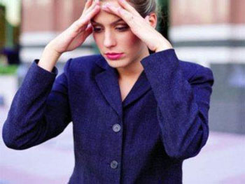 焦虑症的症状表现