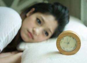 失眠症的早期症状